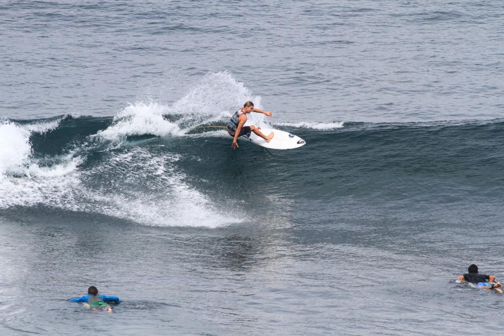 Mattia Migliorni surfer