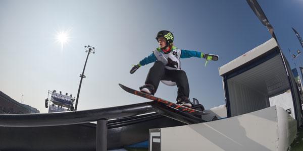 Skipass snowboard
