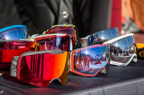 Oakley al DEEJAY Xmasters Winter Tour